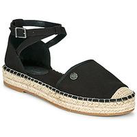 Topánky Ženy Espadrilky Esprit TUVA Čierna