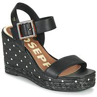 Topánky Ženy Sandále Gioseppo KIRBY Čierna