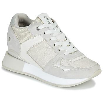 Topánky Ženy Nízke tenisky Gioseppo RALEIGH Biela
