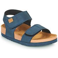 Topánky Chlapci Sandále Gioseppo BAELEN Námornícka modrá