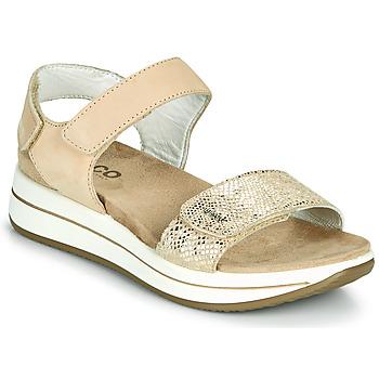 Topánky Ženy Sandále IgI&CO FRAPLA Zlatá