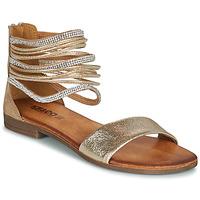 Topánky Ženy Sandále IgI&CO BRONIA Zlatá / Koňaková