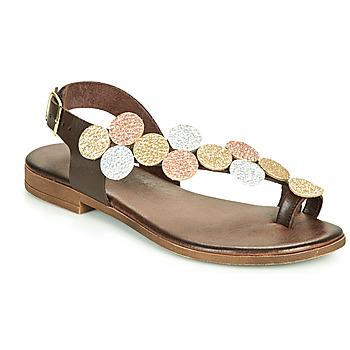 Topánky Ženy Sandále IgI&CO CROPPA Hnedá