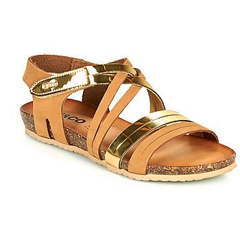 Topánky Ženy Sandále IgI&CO DREZZINA Koňaková / Zlatá