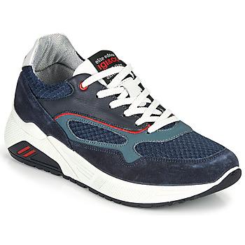 Topánky Muži Nízke tenisky IgI&CO COCULA Námornícka modrá / Červená