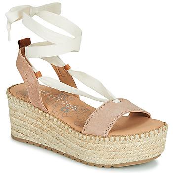 Topánky Ženy Sandále Musse & Cloud CLOUD Svetlá telová