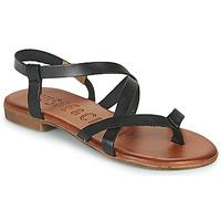Topánky Ženy Sandále Musse & Cloud ESTELA Čierna