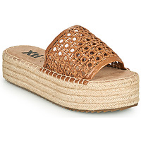 Topánky Ženy Šľapky Xti FREDI Ťavia hnedá