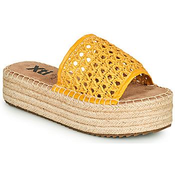 Topánky Ženy Šľapky Xti FREDI Žltá