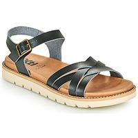 Topánky Ženy Sandále Xti OSSA Čierna