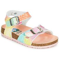 Topánky Dievčatá Sandále Pablosky MULTI Viacfarebná
