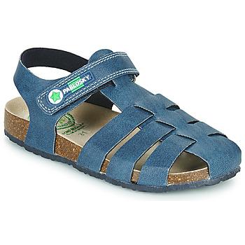 Topánky Chlapci Sandále Pablosky DAMMI Modrá