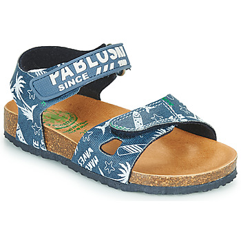 Topánky Chlapci Sandále Pablosky FOUNIR Modrá