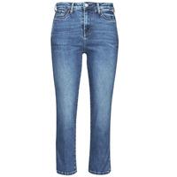 Oblečenie Ženy Rifle Slim  Pepe jeans DION 7/8 Modrá / Medium