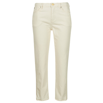 Oblečenie Ženy Rifle Slim  Pepe jeans DION 7/8 Krémová