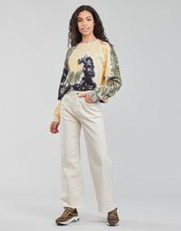 Oblečenie Ženy Rovné Rifle  Pepe jeans LEXA SKY HIGH Biela