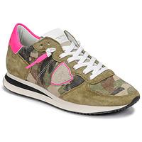 Topánky Ženy Nízke tenisky Philippe Model TROPEZ X Maskáčový vzor