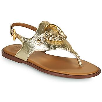 Topánky Ženy Sandále See by Chloé HANA SB36131 Zlatá