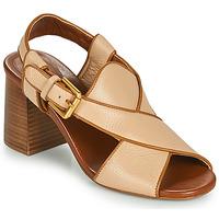 Topánky Ženy Sandále See by Chloé HELLA Béžová