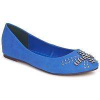 Topánky Ženy Sandále Friis & Company SISSI Modrá