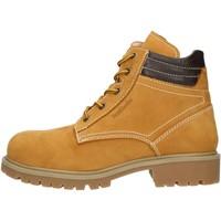 Topánky Chlapci Turistická obuv NeroGiardini I033930M Yellow