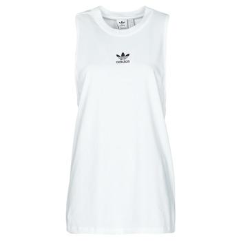 Oblečenie Ženy Tielka a tričká bez rukávov adidas Originals TANK Biela
