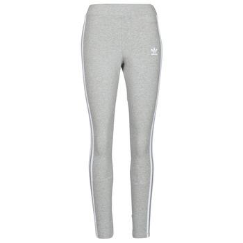 Oblečenie Ženy Legíny adidas Originals 3 STRIPES TIGHT Šedá