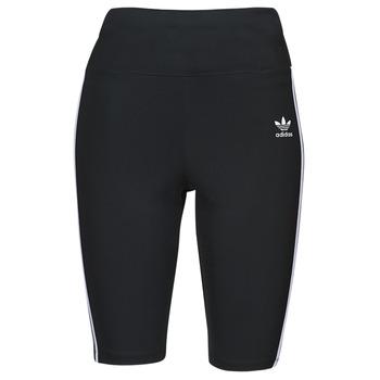 Oblečenie Ženy Legíny adidas Originals HW SHORT TIGHTS Čierna
