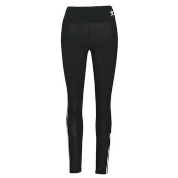 Oblečenie Ženy Legíny adidas Originals HW TIGHTS Čierna