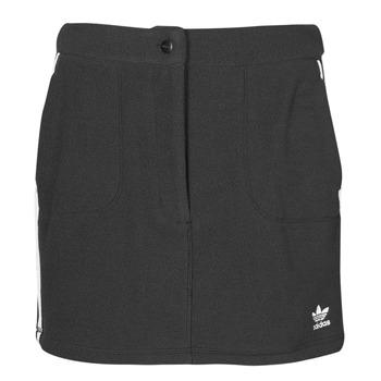 Oblečenie Ženy Sukňa adidas Originals FLEECE SKIRT Čierna
