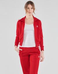 Oblečenie Ženy Vrchné bundy adidas Originals FIREBIRD TT PB Červená