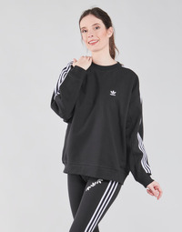 Oblečenie Ženy Mikiny adidas Originals OS SWEATSHIRT Čierna