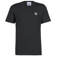Oblečenie Muži Tričká s krátkym rukávom adidas Originals ESSENTIAL TEE Čierna