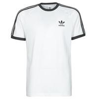 Oblečenie Muži Tričká s krátkym rukávom adidas Originals 3-STRIPES TEE Biela