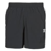 Oblečenie Muži Plavky  adidas Originals 3-STRIPE SWIMS Čierna