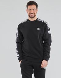 Oblečenie Muži Mikiny adidas Originals 3D TF 3 STRP CR Čierna
