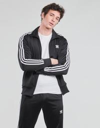 Oblečenie Muži Vrchné bundy adidas Originals FBIRD TT Čierna