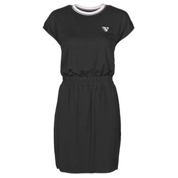 Oblečenie Ženy Krátke šaty Volcom SIIYA DRESS Čierna