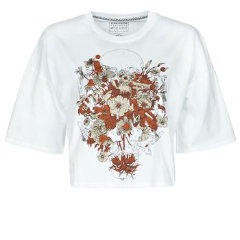Oblečenie Ženy Tričká s krátkym rukávom Volcom FA FORTIFEM TEE Biela