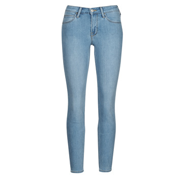 Oblečenie Ženy Rifle Skinny  Lee SCARLETT Modrá
