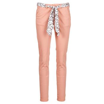 Oblečenie Ženy Nohavice Chinos a Carrot Le Temps des Cerises LIDY Ružová