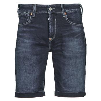 Oblečenie Muži Šortky a bermudy Le Temps des Cerises JOGG BERMUDA Modrá / Čierna
