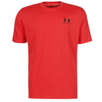 Oblečenie Muži Tričká s krátkym rukávom Under Armour UA SPORTSTYLE LC SS Červená
