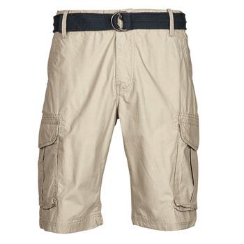 Oblečenie Muži Šortky a bermudy Petrol Industries SHORT CARGO Béžová