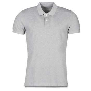 Oblečenie Muži Polokošele s krátkym rukávom Esprit COO N PI PO SS Šedá
