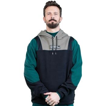 Oblečenie Muži Mikiny Sergio Tacchini Sweatshirt  Bliss noir/gris/vert