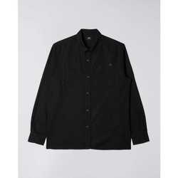 Oblečenie Muži Košele s dlhým rukávom Edwin Chemise  Fannar noir