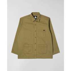 Oblečenie Muži Košele s dlhým rukávom Edwin Chemise  Major olive