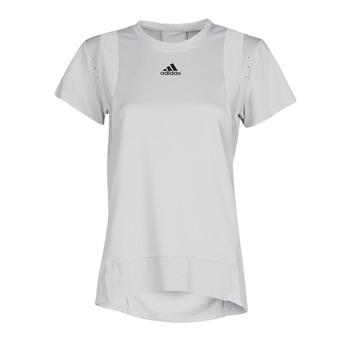 Oblečenie Ženy Tričká s krátkym rukávom adidas Performance TRNG TEE H.RDY Šedá