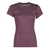 Oblečenie Ženy Tričká s krátkym rukávom adidas Performance W Tivid Tee Fialová